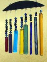 Clay Projects for Kids -Wind Chimes