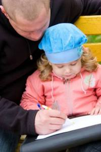 how to teach writing - teaching handwriting to young children
