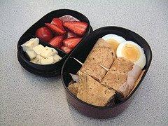 Healthy Homeschool Bento Box