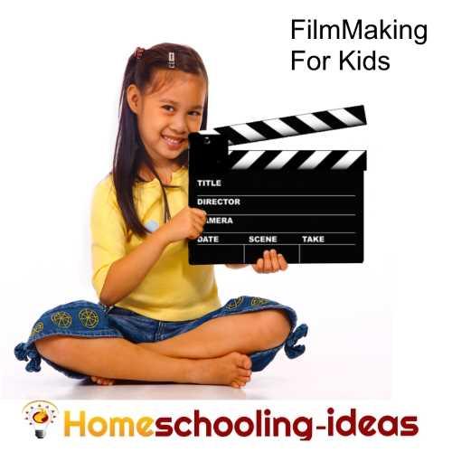 Filmmaking for kids