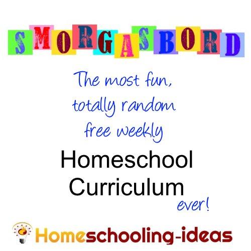 Smorgasboard free homeschool curriculum