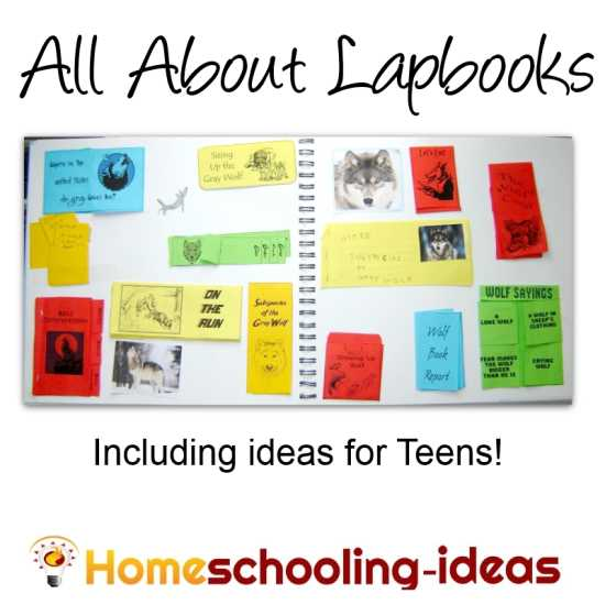 All about Lapbooks