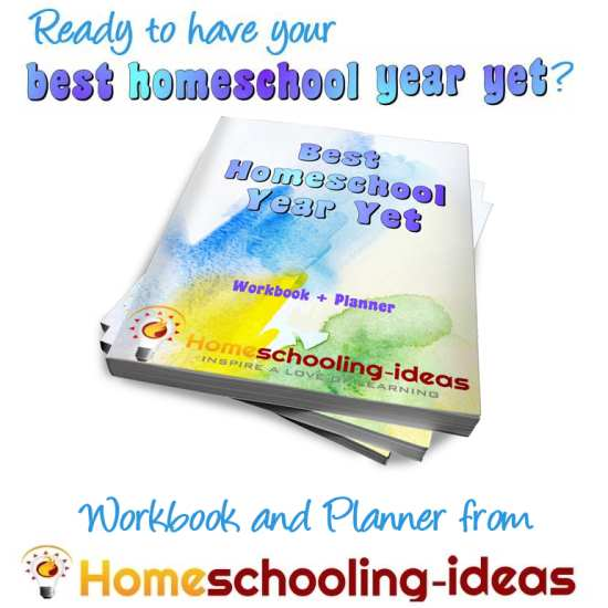 Best Homeschool Year Yet Planner