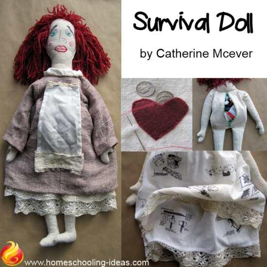 Catherine Mcever Survival Doll