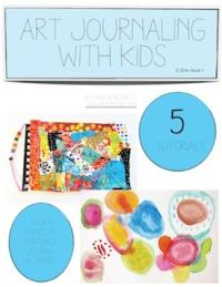 Art Journaling with Kids Ebook