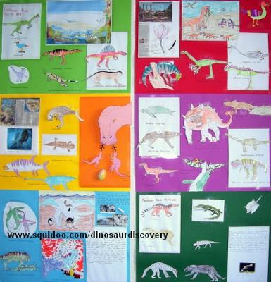 Dinosaur Activities for Kids