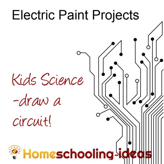 Electronic Conductive Paint Project Ideas