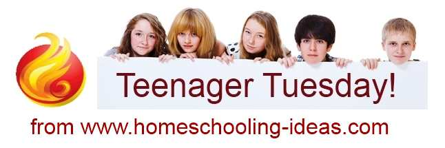 Teenager Tuesday from homeschooling-ideas