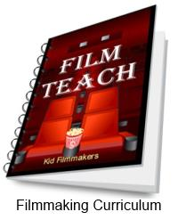 Kids Filmmaking Curriculum Ebook