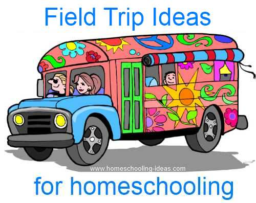 Free Field Trips - Field Trip Ideas for homeschooling