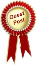 Guest post ribbon