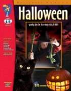 Halloween Activities E-book