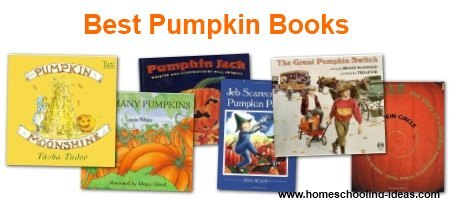 Best Pumpkin books for children