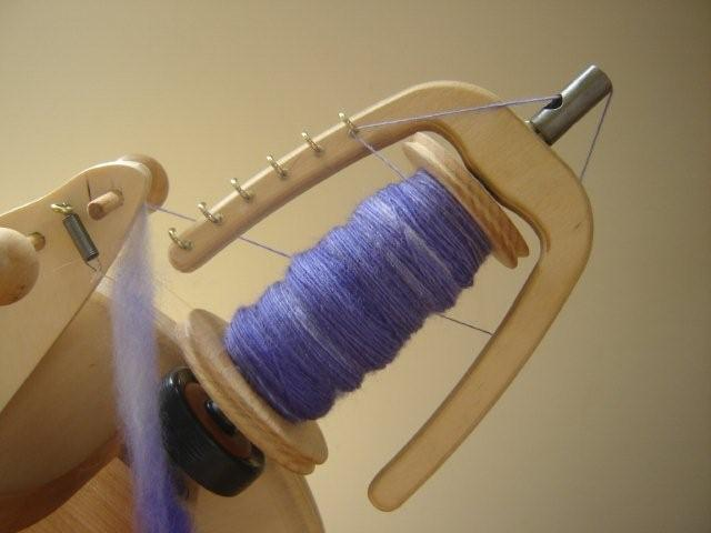 Home School Crafts - Spinning
