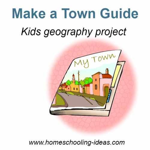 Guide Book: Home School Geography Guide Book
