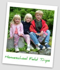 Children on Homeschool Field Trips