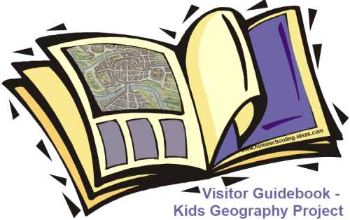 Make a town guidebook