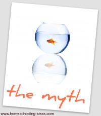 homeschool socialization - lonely goldfish