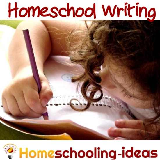 Homeschool Writing