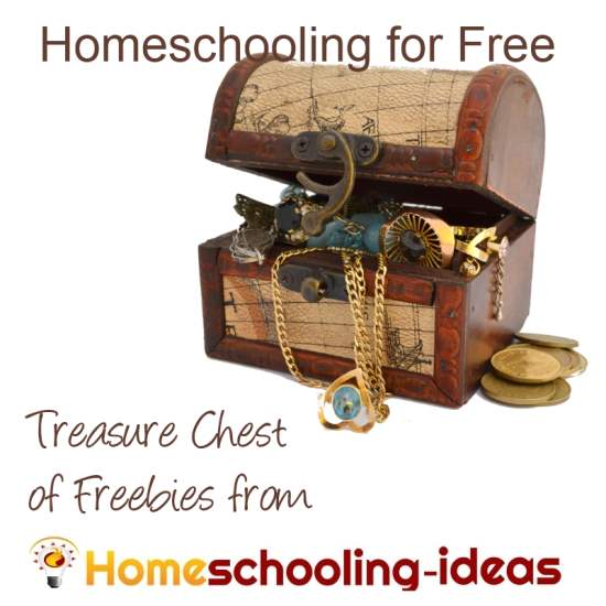 Homeschooling For Free - Treasure Chest of Freebies