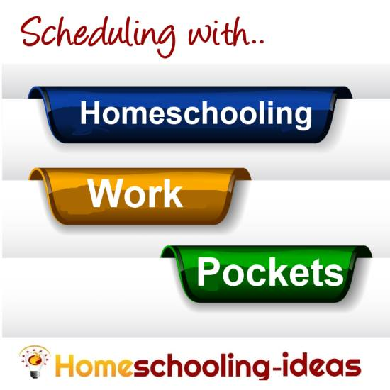 Homeschooling Schedules - WorkPockets