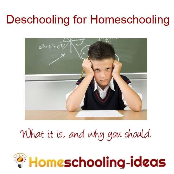How to Deschool