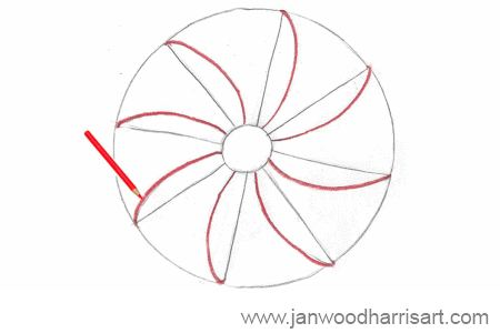 How To Draw A Daisy Step By Step