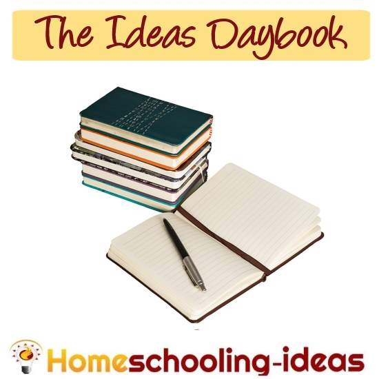 Homeschooling Ideas Daybook