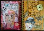 journaling-for-kids art journal