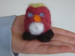 Kindness for kids - Needlefelted toy