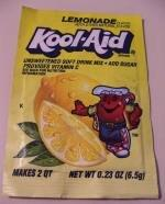 Packet of Kool aid