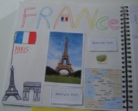 Lapbooks -Paris Lapbook