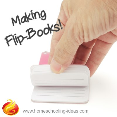 picture about Printable Flip Book identified as Developing Switch Textbooks with Little ones