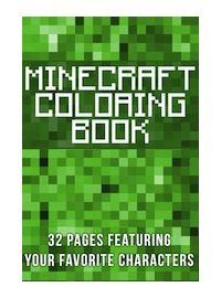 Minecraft Coloring Ebook
