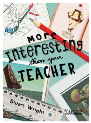 More Intersting than your Teacher Book cover