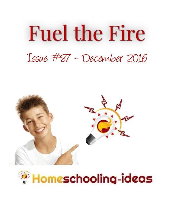 Homeschooling Ideas Newsletter