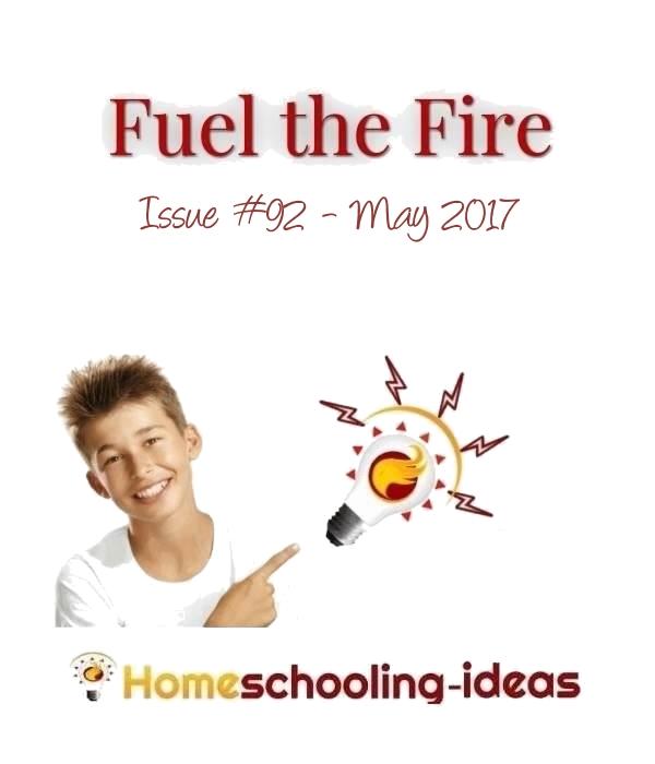 Free homeschooling ideas newsletter from www.homeschooling-ideas.com Issue 92