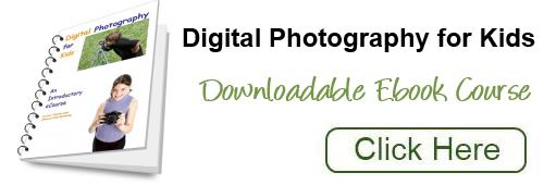 Digital Photography for Kids Ebook