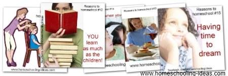 5 More Reasons to Homeschool