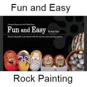 Fun and Easy Rock Painting
