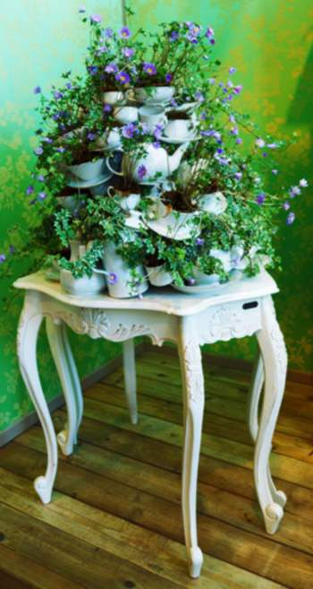 Seasonal Flower Decoration - Homeschooling