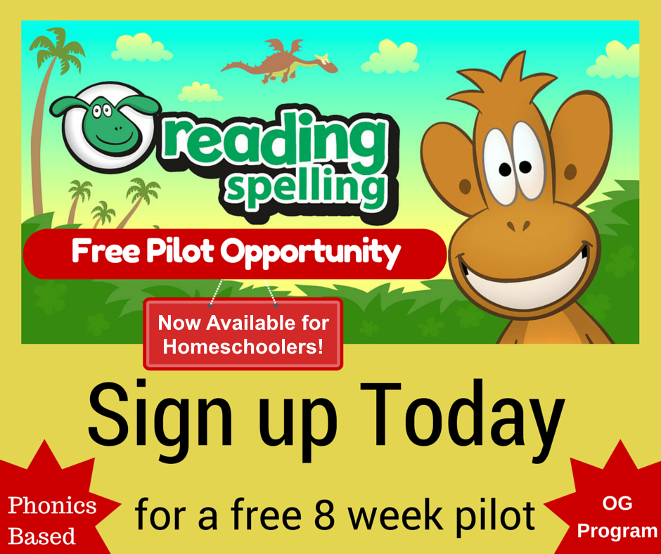 Nessy Pilot for Homeschoolers