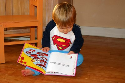 Signs of Dyslexia in Young Children