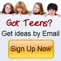 Teenager Signup