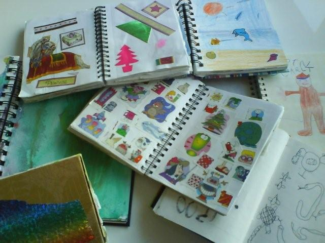 journaling for kids books