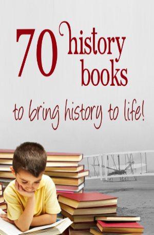 history books for kids