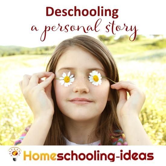 deschooling example - homeschooling