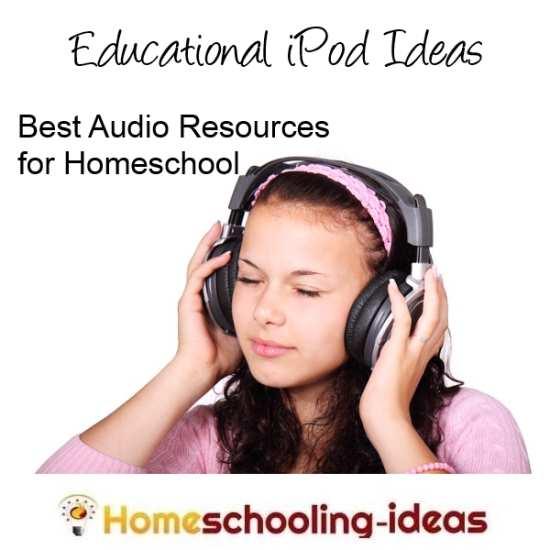Educational ipod ideas for homeschool