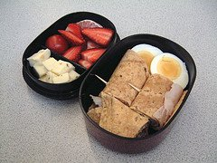 Healthy Homeschool Bento Box