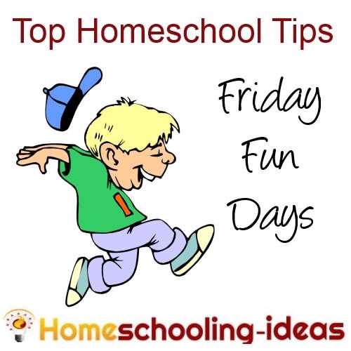 Homeschool Friday Fun Days